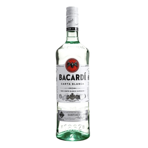 Ron Bacardi Blanco 980ml