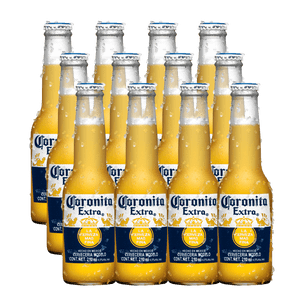 12 Pack Coronita Botella 210ml