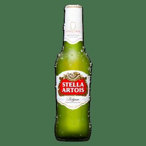 Stella Artois Media Botella 330ml