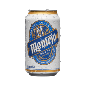 Montejo Lata 355ml