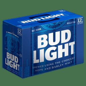 12 Pack Bud Light Lata 355ml