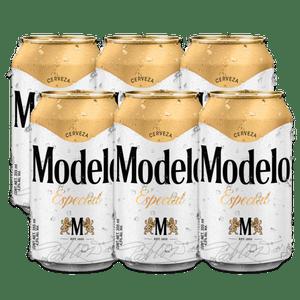 6 Pack Modelo Especial Lata 355ml