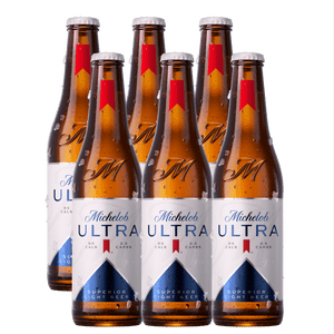 6 Pack Michelob Ultra 355ml