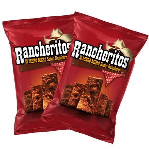 2 Rancheritos 145g