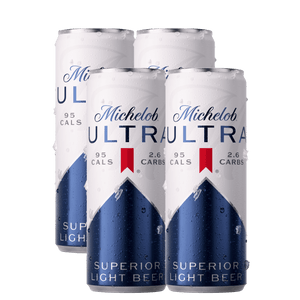 4 Pack Michelob Laton 473ml