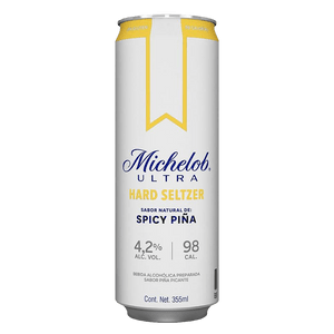 Michelob Hard Seltzer Piña 355ml