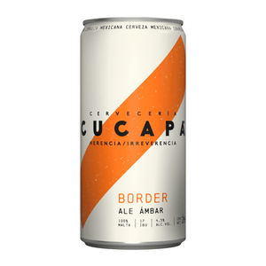 Cucapá Lata Border 269ml