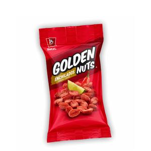 Golden Nuts Enchilados 65g