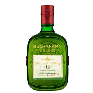 Whisky Buchanan's de Luxe 12 años 750ml