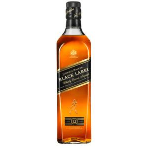 Whisky Johnnie Walker Etiqueta Negra 750ml