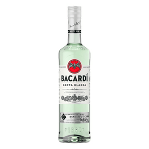 Ron Barcardi Blanco 750ml