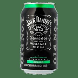 Jack Daniel's Ginger Lata 355ml