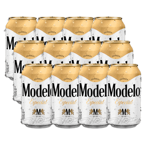 12 Pack Modelo Especial Lata 355ml